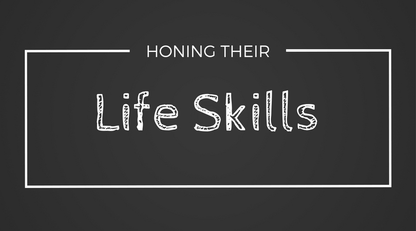 Developing Your Kids's LIFE SKILLS
