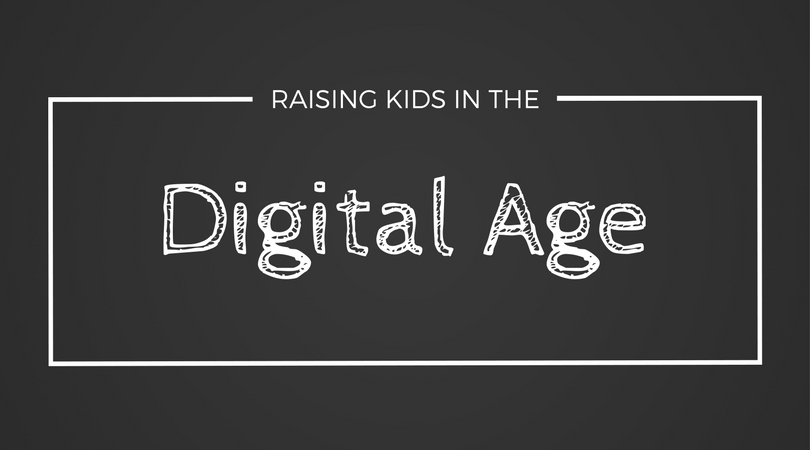 Growing up in the digital Age