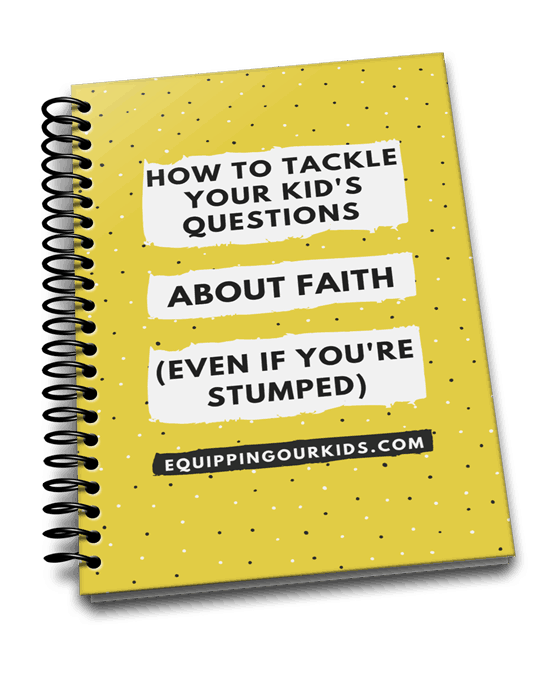 How To Tackle Your Kid's Questions About Faith